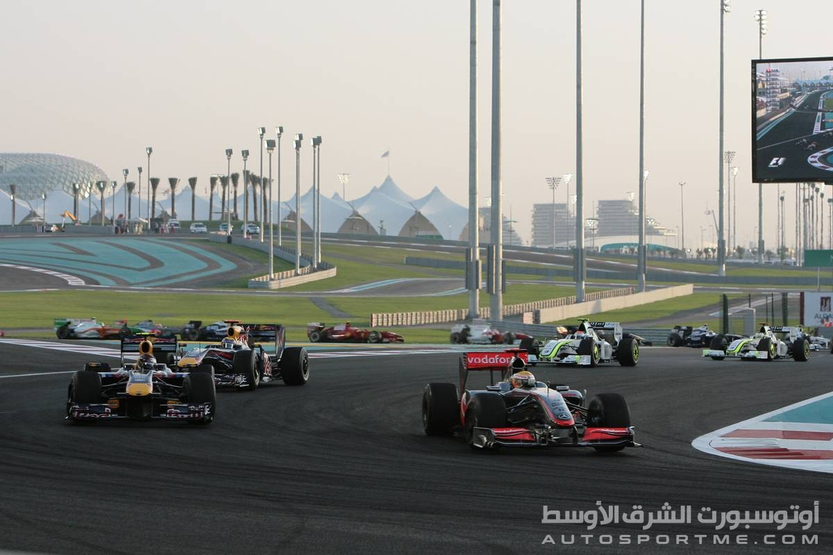 01.11.2009 Abu Dhabi, United Arab Emirates,  Lewis Hamilton (GBR), McLaren Mercedes, MP4-24 - Formula 1 World Championship, Rd 17, Abu Dhabi Grand Prix, Sunday Race - www.xpb.cc, EMail: info@xpb.cc - copy of publication required for printed pictures. Every used picture is fee-liable. © Copyright: Photo4 / xpb.cc - LEGAL NOTICE: THIS PICTURE IS NOT FOR ITALY
